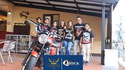 Rock fest at Villa San Miguel