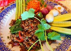 Local cuisine / Spicy