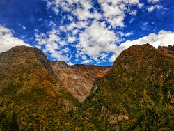 View Captured At Baling On Panchachuli Xero Point Trek With DanuAdventure