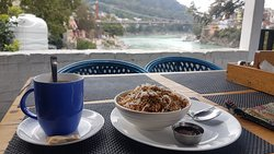 My favourite cafe in Rishikesh!