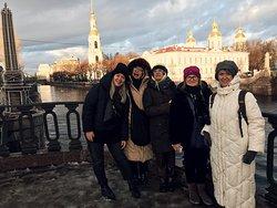 Chiesa di San Nicola a San Pietroburgo (i 7 ponti)