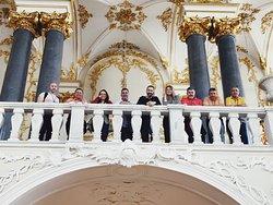 Escursione all'Ermitage con la guida autorizzata
