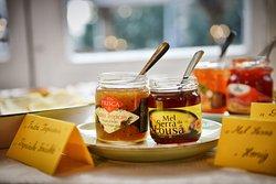 Sonntagsbrunch - Honig & Marmelade
