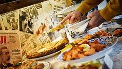 Sonntagsbrunch - Sardinentortilla (wechselnd)