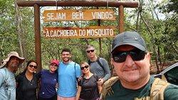 Acesso à Cachoeira do Mosquito - Chapada Diamantina Bahia