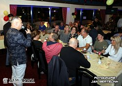 New Town Almere-Buiten Thema avonden met live optredens