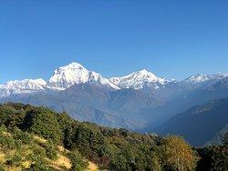 Annapurna South and heuchuli