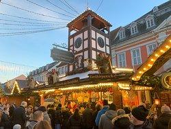 Julmarknad.