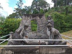 Escultura do Mirante