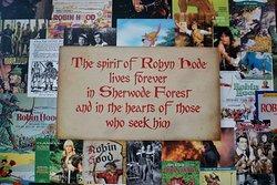 The spirit of Robin Hood lives on here!