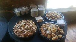 We do desserts too!