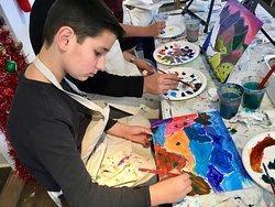 kids love santa fe art classes kids activites