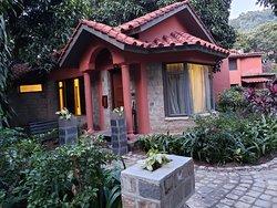 Cottage nestled in the Shivalik foothills