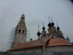"""""""Парные"""" церкви Суздаля: Лазарь и Антипий..."""