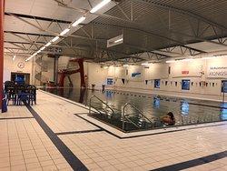 основной бассейн
