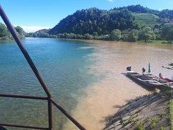 Una and Sana rivers