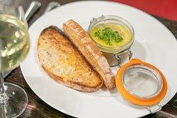 Michel Bourdin's Kipper Pate