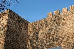 Muralla del Castillo de Priego de Córdoba