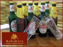 Pruebe nuestras cervezas de importación, no le defraudarán.