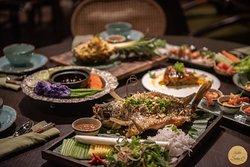 Setting up for party  #Sadec6 #68ĐặngVũHỷ ---------------- Sadec 6 - Cuisines from the heart of Mekong - Nhà hàng ẩm thực di sản vùng Mekong 68 Đặng Vũ Hỷ, Sơn Trà, Đà Nẵng (https://g.page/Sadec6?) https://m.me/Sadec6 Hotline: 094 149 68 66 https://sadec6restaurant.com Instagram: sadec6danang #MonNgonDaNang #Sadec6 #MekongFood #VietnameseFood #Danang