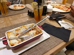 Lasagna Was Superb!!!!!!