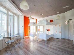 Safestay Madrid - Shared Dorm Room
