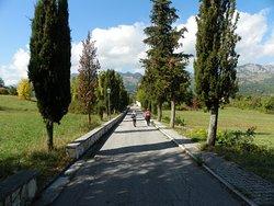 Walking in Sant Angelo del Pesco