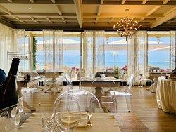 La vista dalle nostre Sale Ristorante & Lounge Bar