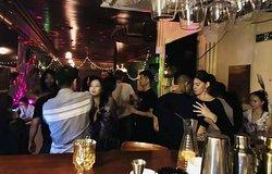 Salsa night fill swing
