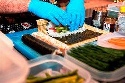 Sushi uno de los placeres culinarios que podrás degustar en nuestro restaurante