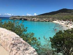 The best beach public in Curaçao