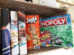 Board games for free play
