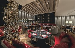 Steak and seafood restaurant