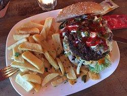 TexMix Burger