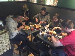 breakfast club!