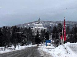 Själevad Church, Själevad, Örnsköldsvik, Sweden