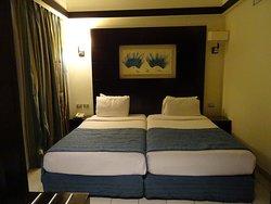 la plus petite chambre au 3111