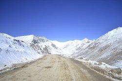 Way to Khardung La...