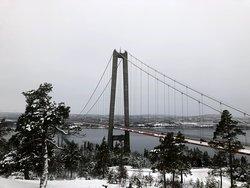 Högakustenbron (High Coast Bridge)
