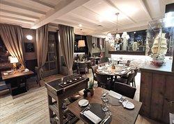 Renomiertes gepflegtes Fischrestaurant in Zeebrügge
