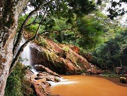 Parque Ecológico da Cachoeira em Congonhas