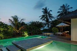 Bedroom Beach Pool Villa Pool