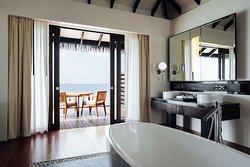 Water Villa Bathroom