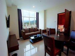 Lagoon Suite Room