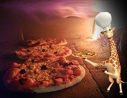 Véritables pizzas au feu de bois