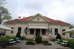 Az étterem épülete