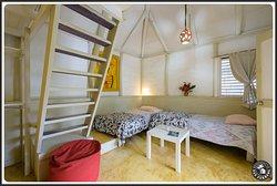 Résidencia San Ferreol, BUNGALOW #2 (2 lits simples au rez-de chaussée)