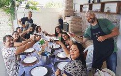 Lugar incrível! A Itália em Pedra de Guaratiba! Comida feita pelo italiano querido Giuseppe! Ambiente agradável, comida deliciosa, são muito queridos...
