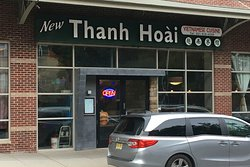 New Thanh Hoai front door on 10th Street in Jersey City