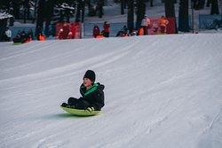 Granlibakken Ski and Sled Area